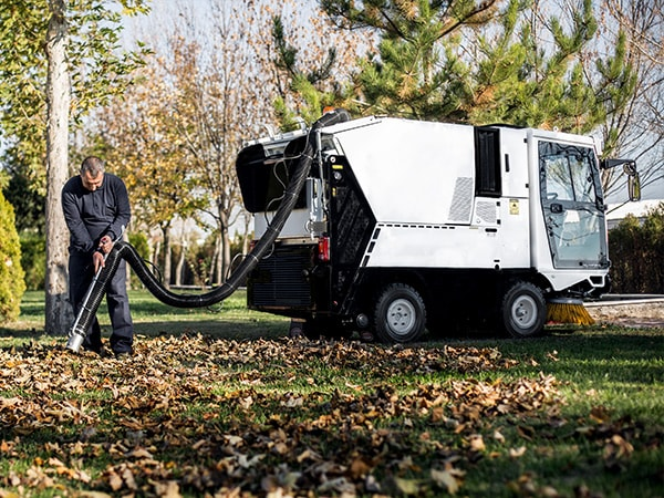 Erdemli Hydraulic HI-VAC Street Sweeping Machine Wande Hose