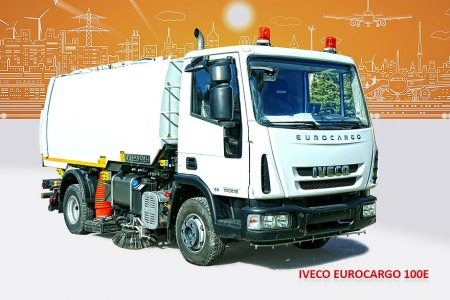 IVECO Run Way Sweepers Erdemli Sweepers