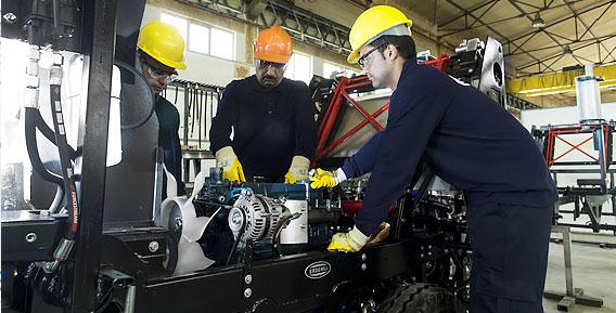 Erdemli Road Sweepers Machine Engineering